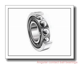 120 mm x 215 mm x 40 mm  SKF 7224 ACD/P4A angular contact ball bearings