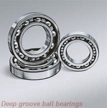 45 mm x 75 mm x 10 mm  NSK 16009 deep groove ball bearings
