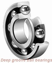 10 mm x 35 mm x 11 mm  NSK 6300N deep groove ball bearings