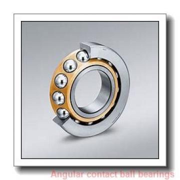 635 mm x 673,1 mm x 19,05 mm  KOYO KFA250 angular contact ball bearings