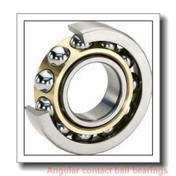 20 mm x 37 mm x 9 mm  SKF S71904 CE/HCP4A angular contact ball bearings