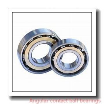 50 mm x 90 mm x 20 mm  NSK 7210 B angular contact ball bearings