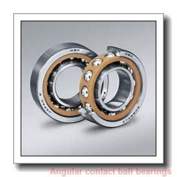 60 mm x 110 mm x 22 mm  ISB 7212 B angular contact ball bearings