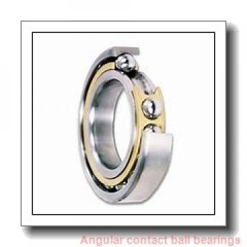 55 mm x 90 mm x 22 mm  NSK 55BER20SV1V angular contact ball bearings