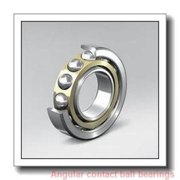55 mm x 80 mm x 13 mm  NSK 55BNR19H angular contact ball bearings