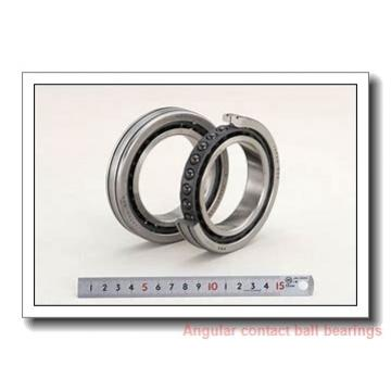 AST 7028C angular contact ball bearings