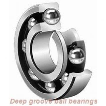 19,05 mm x 47 mm x 12 mm  ZEN 6204-2Z 3/4 deep groove ball bearings