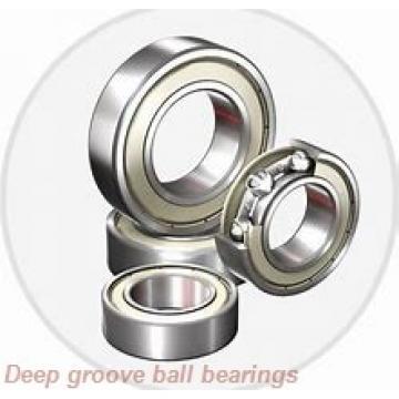 40 mm x 90 mm x 27 mm  SIGMA 87608 deep groove ball bearings