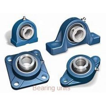 ISO UKF218 bearing units