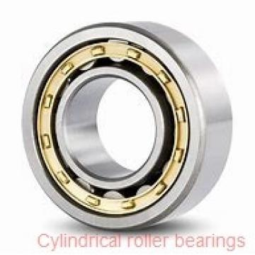 500 mm x 670 mm x 170 mm  NKE NNCF49/500-V cylindrical roller bearings