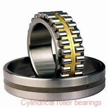 95 mm x 170 mm x 43 mm  NKE NU2219-E-MA6 cylindrical roller bearings