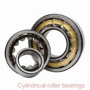 80 mm x 170 mm x 39 mm  NTN NUP316 cylindrical roller bearings