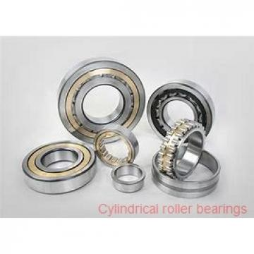75 mm x 190 mm x 45 mm  NACHI NF 415 cylindrical roller bearings