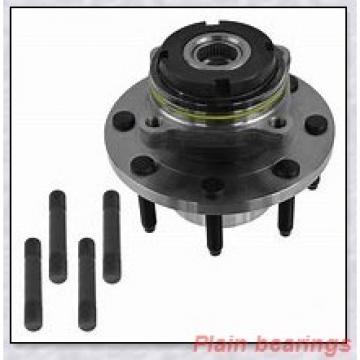 10 mm x 12,9 mm x 14 mm  ISO SI 10 plain bearings