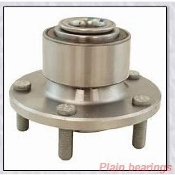60 mm x 150 mm x 37 mm  ISO GW 060 plain bearings