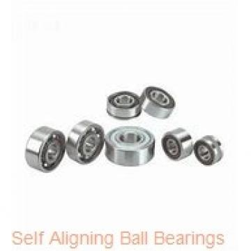 100 mm x 215 mm x 73 mm  ISO 2320 self aligning ball bearings