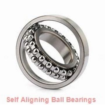 40 mm x 80 mm x 23 mm  FAG 2208-2RS-TVH self aligning ball bearings