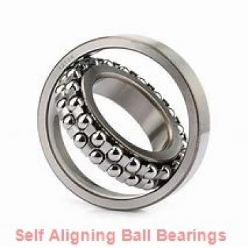 70 mm x 125 mm x 31 mm  KOYO 2214 self aligning ball bearings