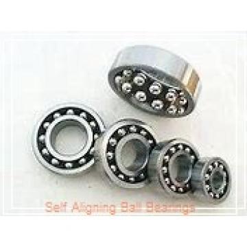 95 mm x 170 mm x 43 mm  NKE 2219-K+H319 self aligning ball bearings