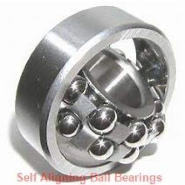 30 mm x 72 mm x 19 mm  KOYO 1306K self aligning ball bearings