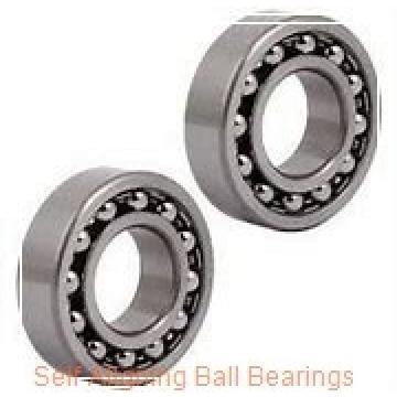 25 mm x 52 mm x 18 mm  ZEN 2205-2RS self aligning ball bearings