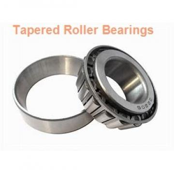 44,45 mm x 101,6 mm x 31,75 mm  ISO 49576/49520 tapered roller bearings