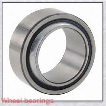 Toyana CX343 wheel bearings
