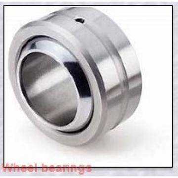 Toyana CX391 wheel bearings