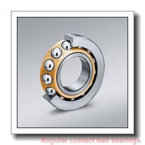 15 mm x 42 mm x 13 mm  NTN 7302B angular contact ball bearings #1 image
