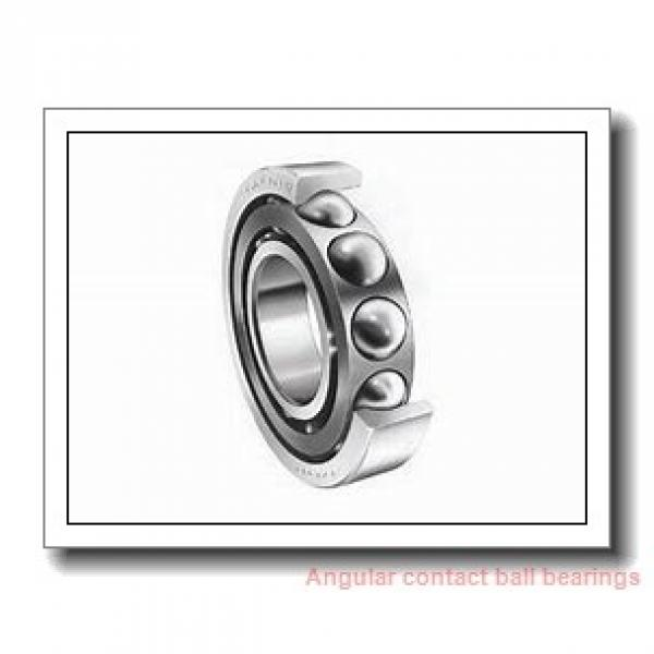 AST 71940AC angular contact ball bearings #1 image