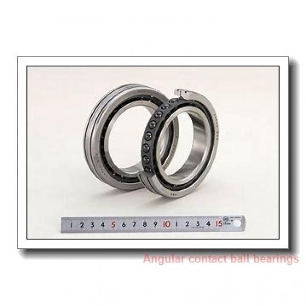 12 mm x 37 mm x 12 mm  ZEN S7301B angular contact ball bearings #1 image