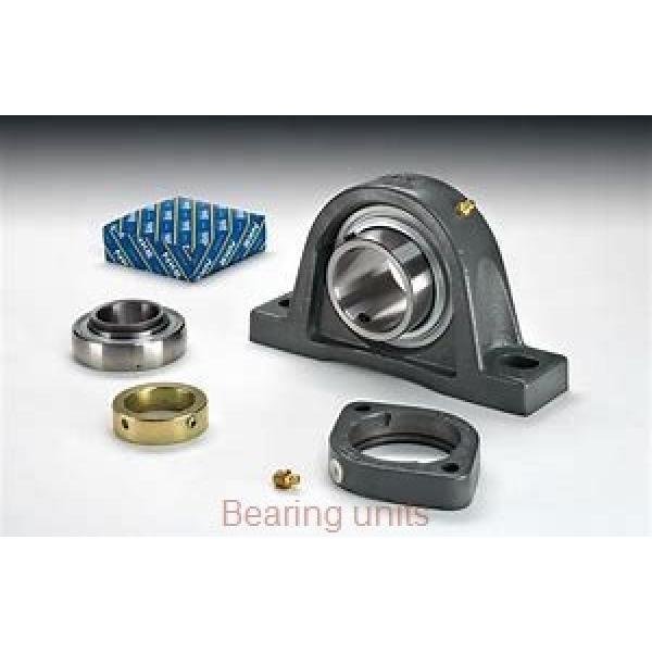 SNR UKPAE207H bearing units #1 image