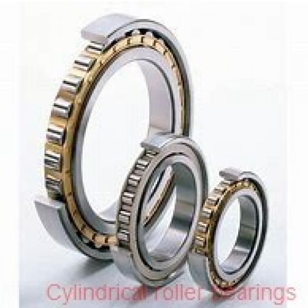 95 mm x 170 mm x 55.6 mm  KOYO NU3219 cylindrical roller bearings #1 image