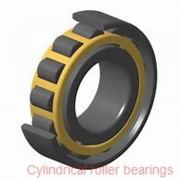 110 mm x 240 mm x 50 mm  NKE NUP322-E-MA6 cylindrical roller bearings #2 image