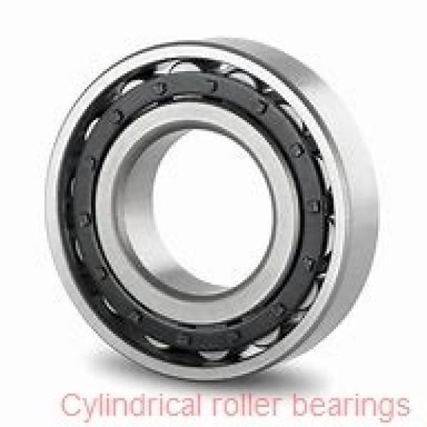 110 mm x 240 mm x 50 mm  NKE NUP322-E-MA6 cylindrical roller bearings #1 image